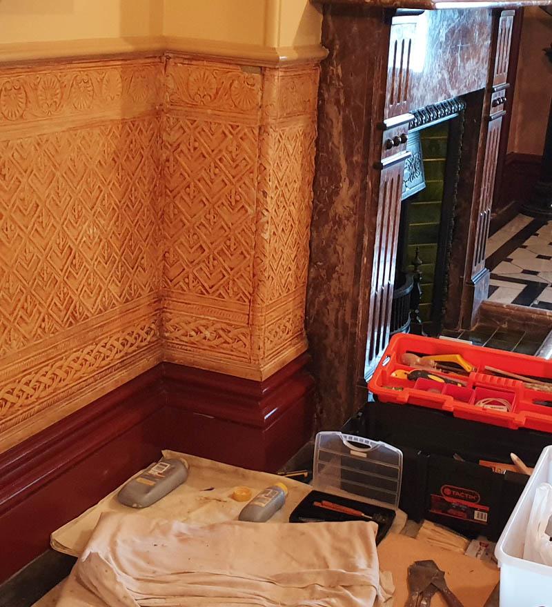restoration painters Sydney
