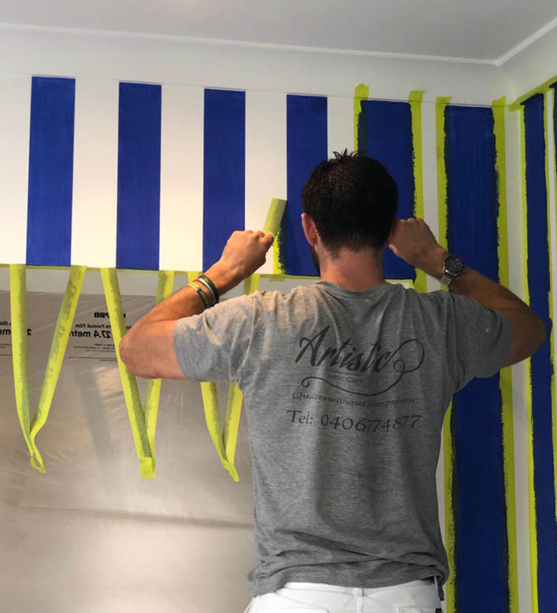special painting finishes Sydney