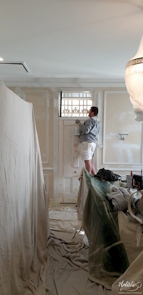 Woollahra house painters